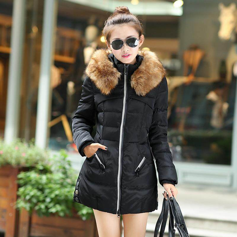 77c2ef0e0 Buy Now 2016 Women Winter Ladies Long Jacket Coat Jackets Warm Coats ...