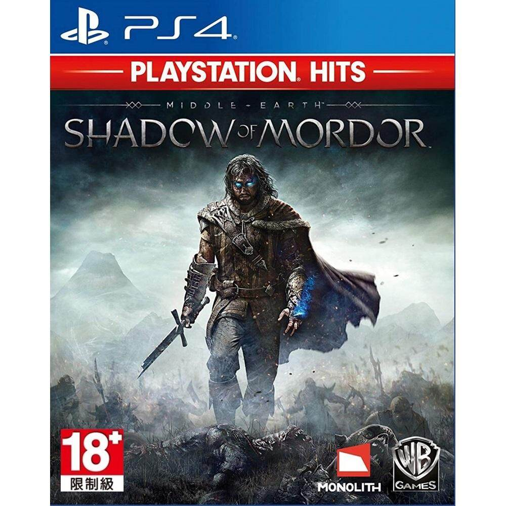 PS4 : Middle-earth - Shadow of Mordor [PlayStation Hits][Asia]