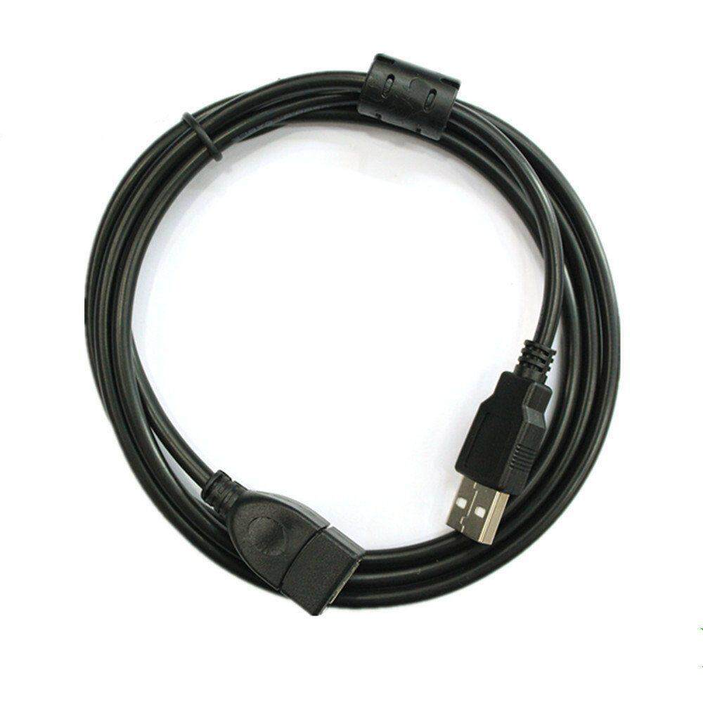 1.8m 3m 5m 10m Usb Extension Data Cable 2.0 A Male To A Female Long Cord Computer By New Store.