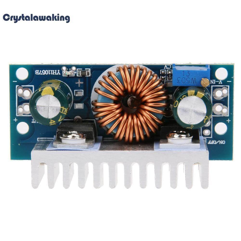 ขั้นตอนการเพิ่ม Boost Module 4.5 โวลต์-32 โวลต์ถึง 5-42 โวลต์ 6a Power โมดูล Dc-Dc By Crystalawaking.