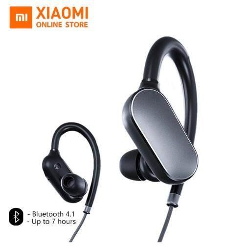 Xiaomi Mi Sports Bluetooth Earphones หูฟังบลูทูธไร้สายแบบสเตอริโอ หูฟังบลูทูธระบบสััมผัส xiaomi Wireless Bluetooth 4.2 Headset headphone