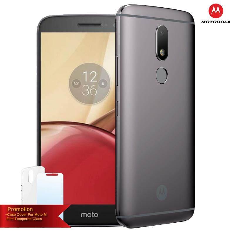Motorola Moto M [ฟรี Case Cover+ฟิล์ม] Full Netcom 4G LTE Dual SIm ประกันศูนย์ไทย 1ปี