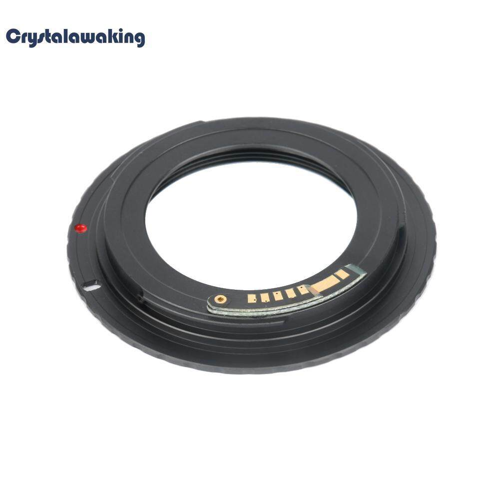 Af Confirm M42 Mount Lens Adapter For Canon Eos 5d 7d 60d 50d 40d 500d 550d - Intl.