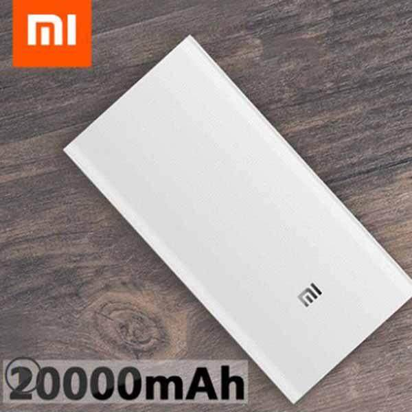 Xiaomi แบตสำรอง 20000mAh 2C Power Bank Quick Charger Battery