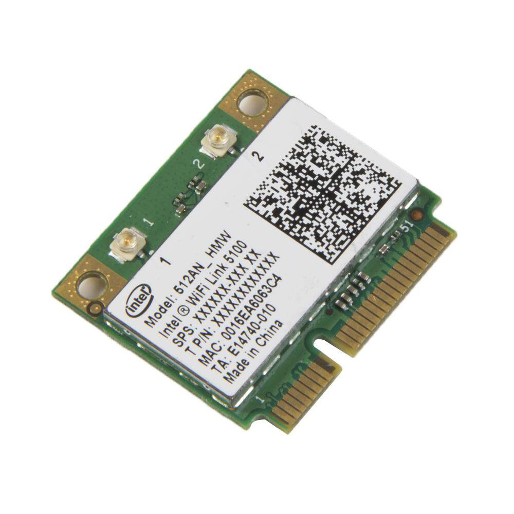 Dual band 300Mbps Wireless Card For Intel Wifi 5100 512AN_HMW 802.11 a/g/n 300M Mini PCI-e Wlan Adapter Laptop Network 2.4G/5Ghz(Note: If there is [] in the name, [] is the value of this product)