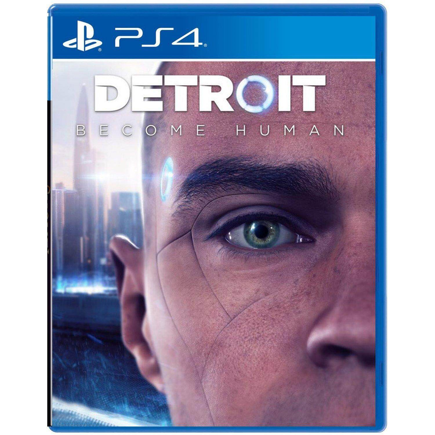 PS4  Detroit: Become Human Z3 Eng
