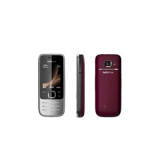(Refurbished) Nokia 2730 (3G) - Red