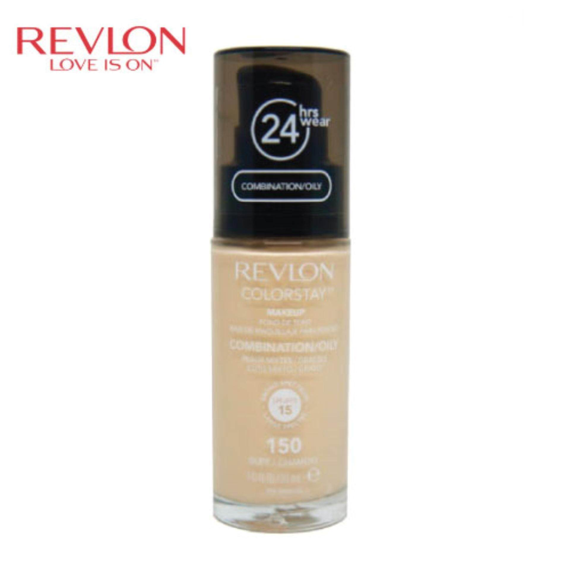 โปรโมชั่น Revlon Colorstay Foundation สี 150 Buff Chamois Revlon