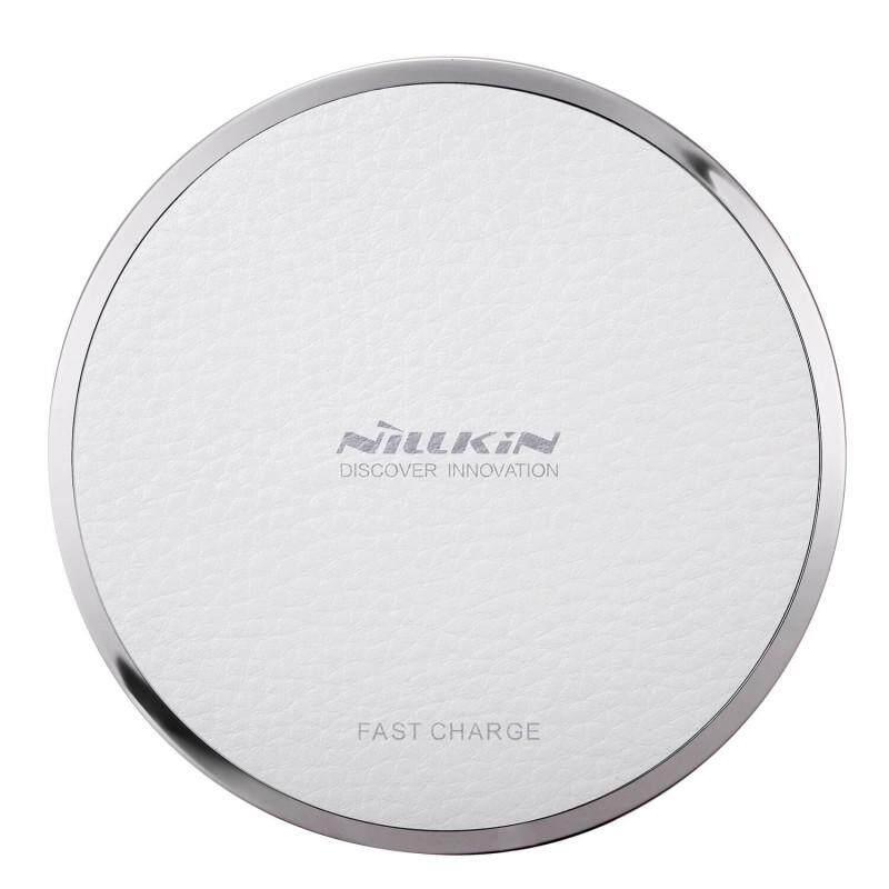 ใหม่ล่าสุด! ที่ชาร์จแบบไร้สาย Nillkin Wireless Charger Magic Disk 3 III for Samsung Galaxy S8 S8 Plus S6, S7, Note 5, Note 7
