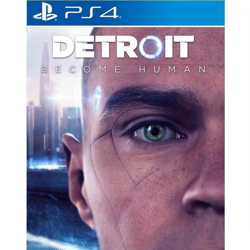 PS4 Detroit Become Human (Zone 3)
