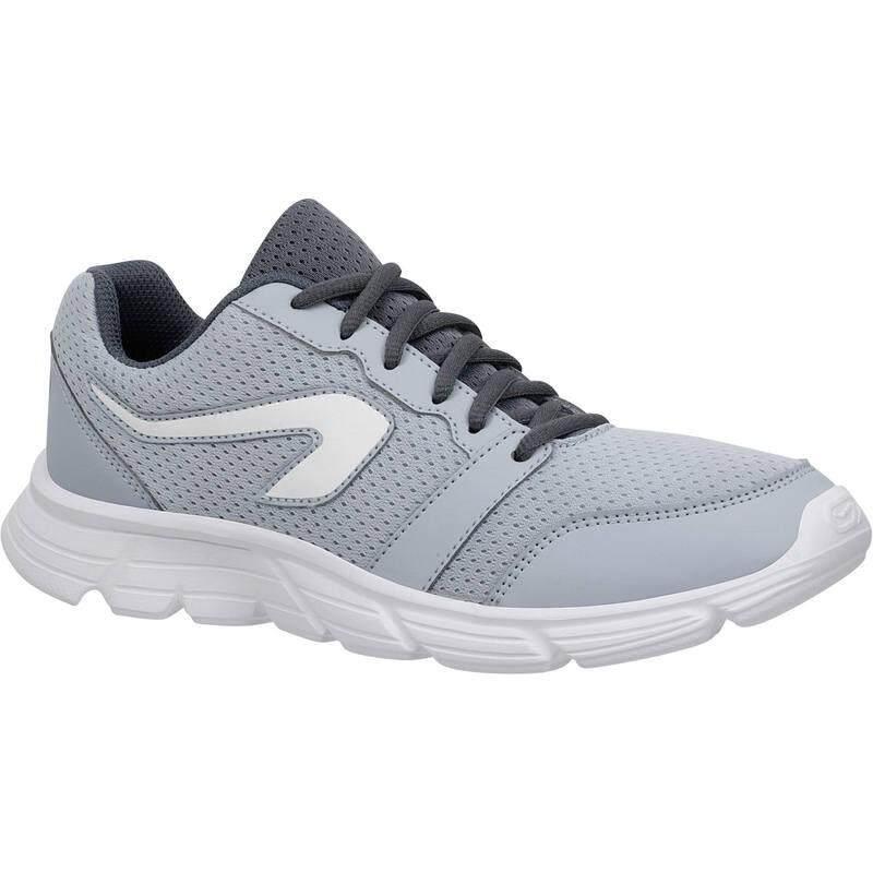 รองเท้าวิ่งสำหรับผู้หญิงรุ่น Run One (สีเทา).