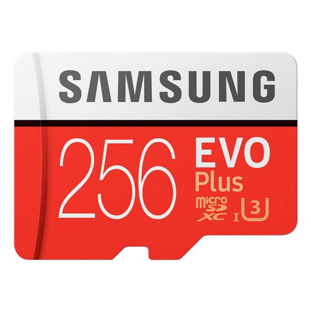 Samsung MicroSDXC EVO Plus 256GB 100MB/s read/ 90MB/S write C10 UHS-I U3