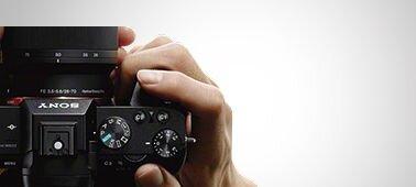 ภาพของ กล้อง E-Mount α7 II พร้อมฟูลเฟรมเซนเซอร์