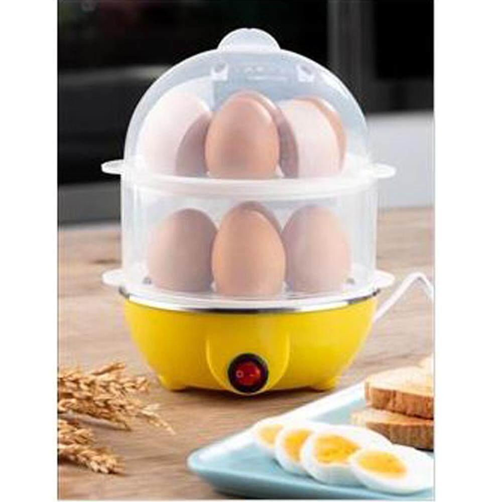 Egg Cooker หม้อต้มไข่ ที่ต้มไข่ไฟฟ้า.