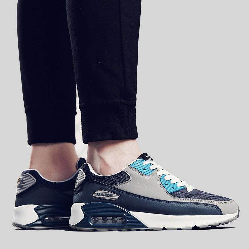 Air Max 90 Shoes Men S Sneaker Fashion Casual Running Shoes Outdoor Sport Shoes ถูก