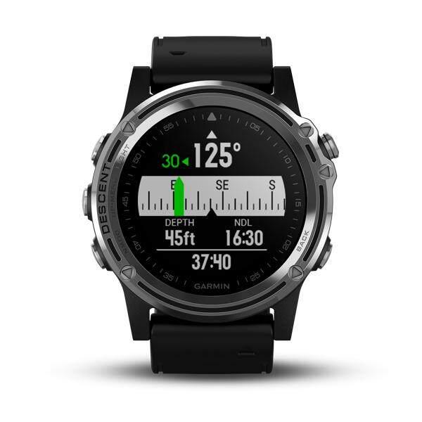 ร้อยเอ็ด Garmin Descent Mk1 นาฬิกาดำน้ำ วิ่ง ว่าย ปั่น ไตรกีฬา ประกันศูนย์ไทย 1 ปี