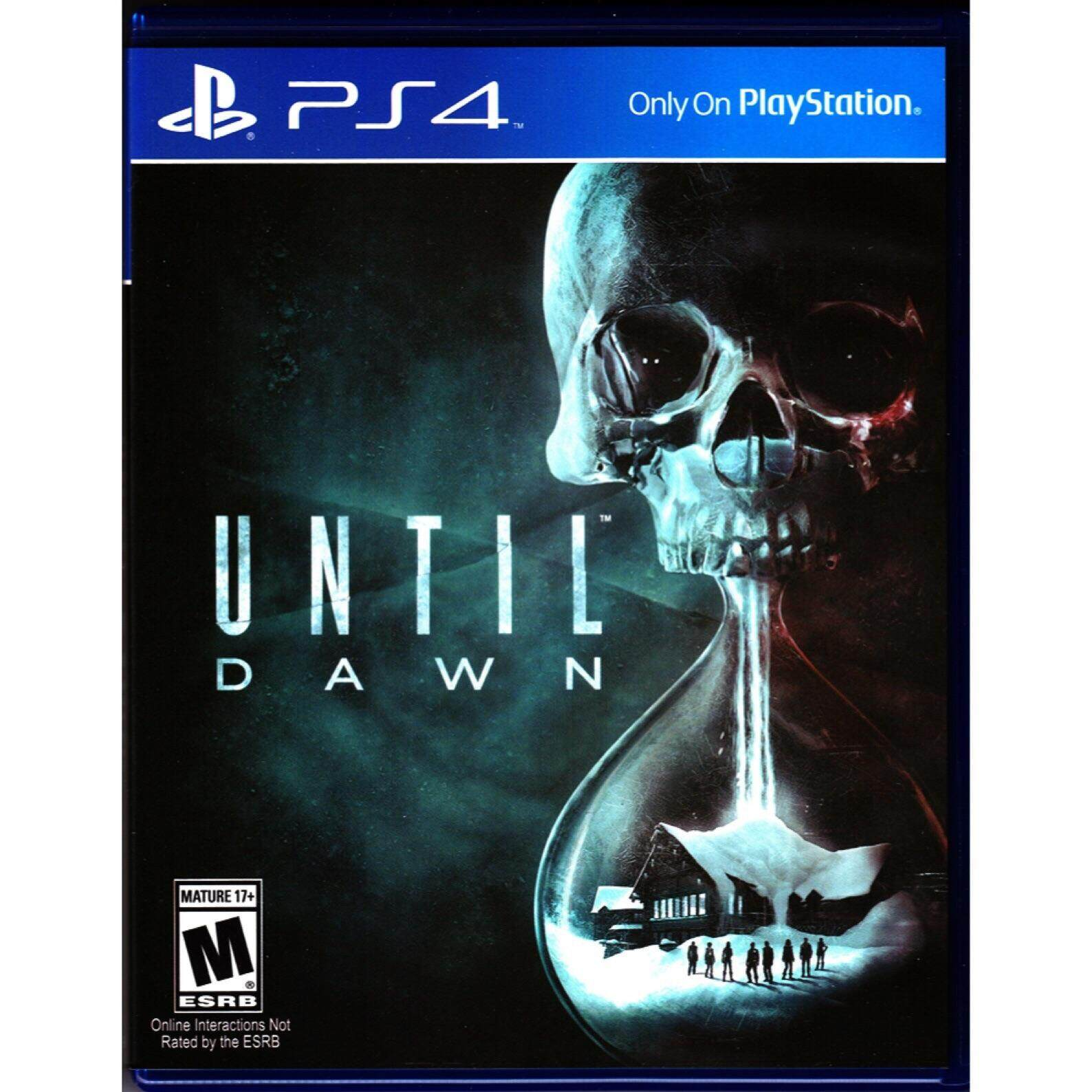 PS4 Until Dawn ( AllZone )( English )