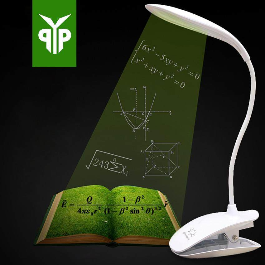 Creative Table Lamp โคมไฟตั้งโต๊ะ โคมไฟอ่านหนังสือ รุ่น ทรงสวย บิดงอได้.