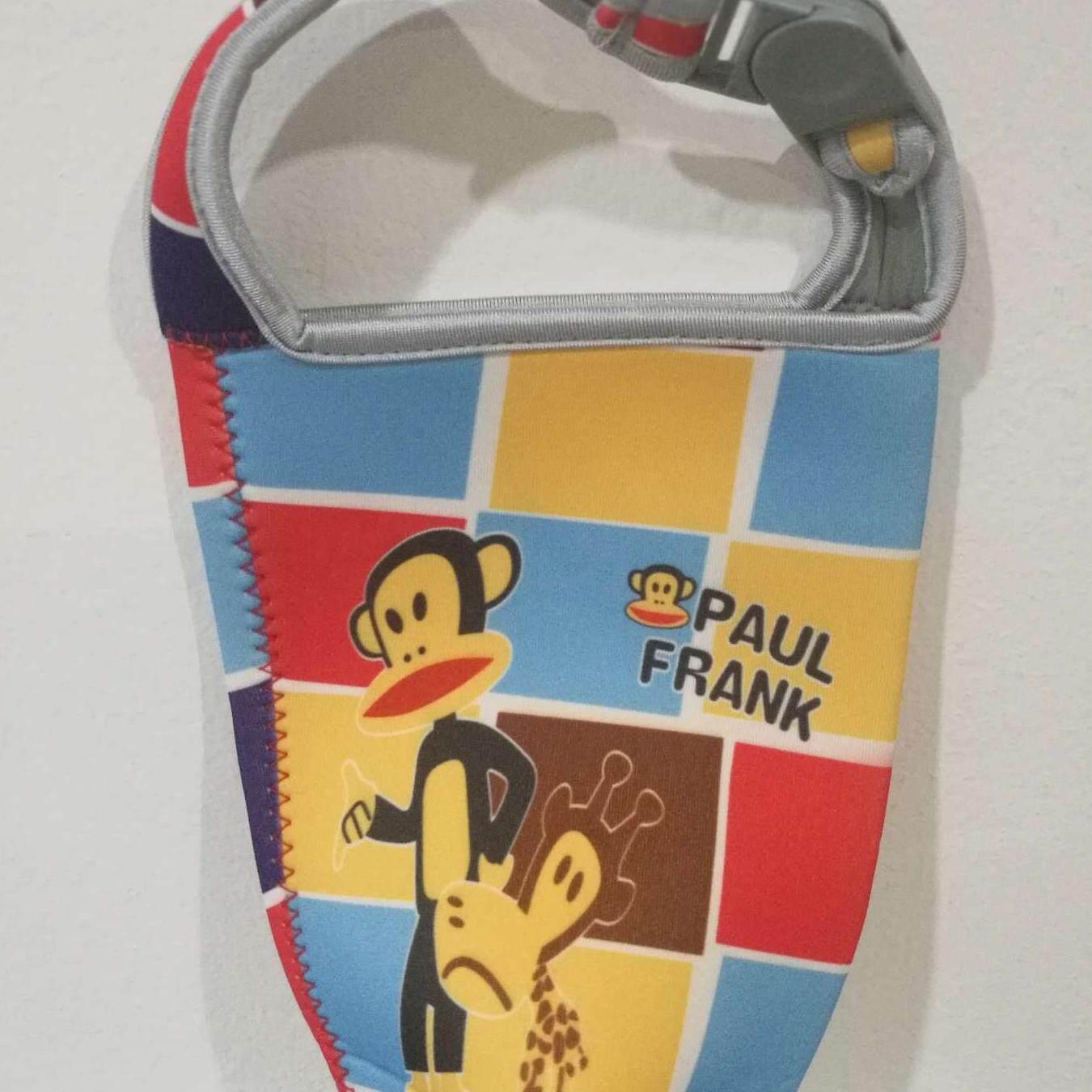 ถุงหิ้วแก้วน้ำyetiลายPaul frank