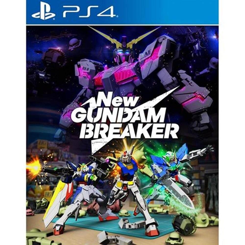 PS4 : New Gundam Breaker [Asia]