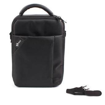 Portable Handheld Carrying Storage Case Single Shoulder Bag with Pockets for DJI Mavic Air Drone Accessories Black - intl