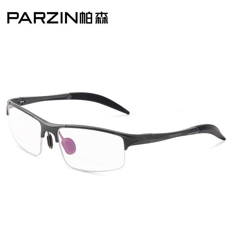 ... 2 Parsons Frame Kacamata Pria Indah Bingkai Kacamata Kotak Setengah Rabun  Dekat - 3 502d5cdfbf