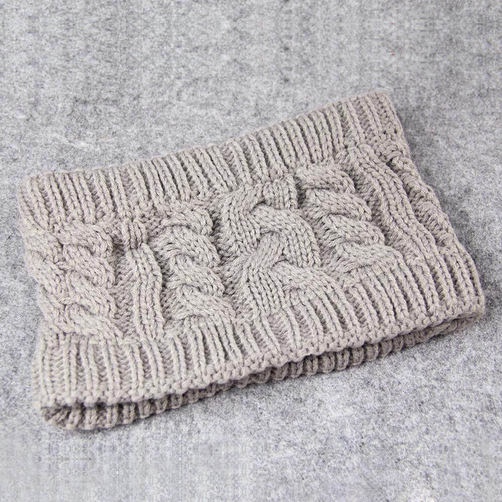 336e582425a BONJEAN Women Autumn Winter Hats Knitting for Women ladies Knitted Warm Hat  Female High Elastic Caps