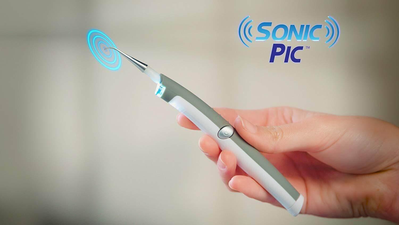 แปรงสีฟันไฟฟ้า รอยยิ้มขาวสดใสใน 1 สัปดาห์ พังงา  เครื่องขัดฟันโซนิค ช่วยขจัดคราบหินปูน และคราบสกปรกตามซอกฟันแบบง่ายดาย