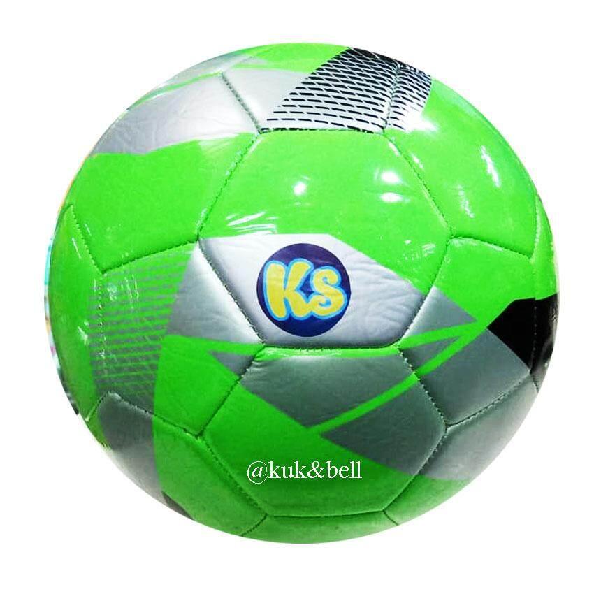 Kuktoy บอลหนัง ฟุตบอล ฟุตบอลหนังสำหรับเด็ก เบอร์5 L783 By Kuk Toy.