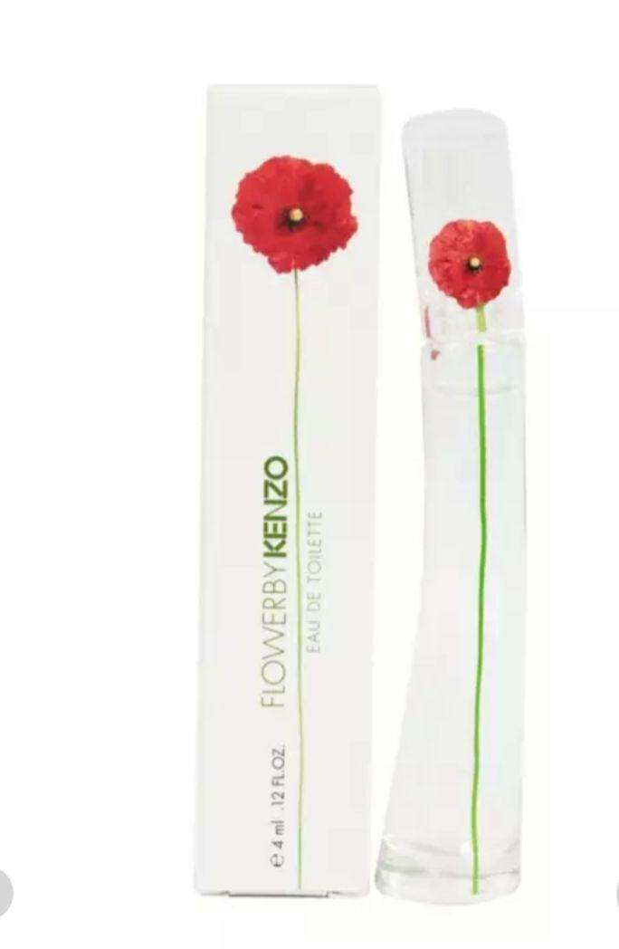 ราคา Kenzo Flower Eau De Toilette 4 Ml สำหรับผู้หญิง หัวแต้ม เป็นต้นฉบับ Kenzo