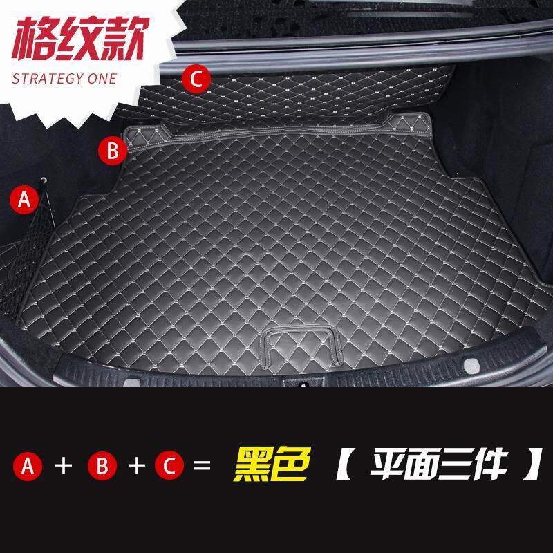 19 model Benz E e300l Mat bagasi belakang Semua Dikelilingi 2018 model baru E200L karpet bagasi mobil interior Perubahan