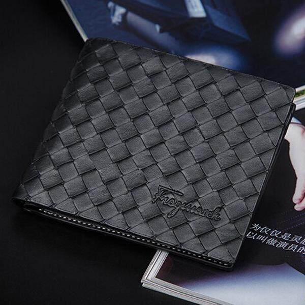 ราคา Trusty กระเป๋าสตางค์ รุ่น Frogwatch 0875 สีดำ ราคาถูกที่สุด