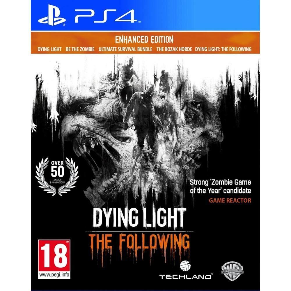 PS4 : Dying Light : The Following - Enhanced Edition [EU]