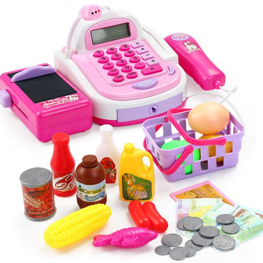 Buy Sell Cheapest Kalkulator Toko Dc Best Quality Product Deals Kasir Warung Presicalc Pr3000 Qimiao Anak Simulasi Dengan Mikrofon Dan Suara Berpura Pura