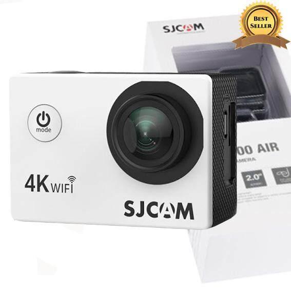 SJCAM SJ4000 air 4K wifi (เเท้ 100%) สีเงิน