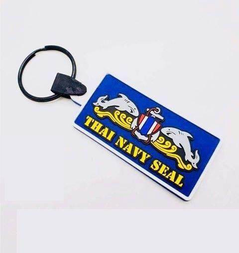 พวงกุญแจ Navy Seal(มนุษย์กบ).