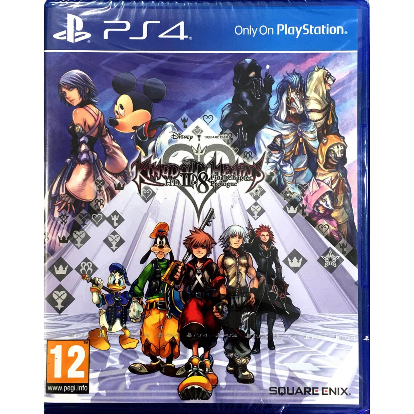 PS4 Kingdom Hearts HD 2.8 Final Chapter Prologue ( Zone 2 ) ( English )