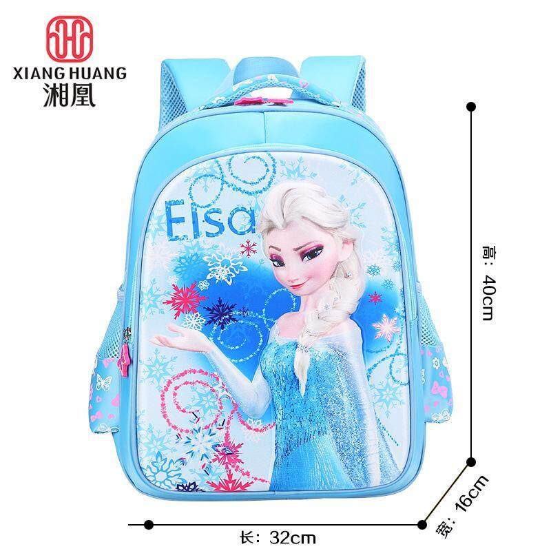 Kid Carton schoolbag Girl Backpack Lightweight Breathable