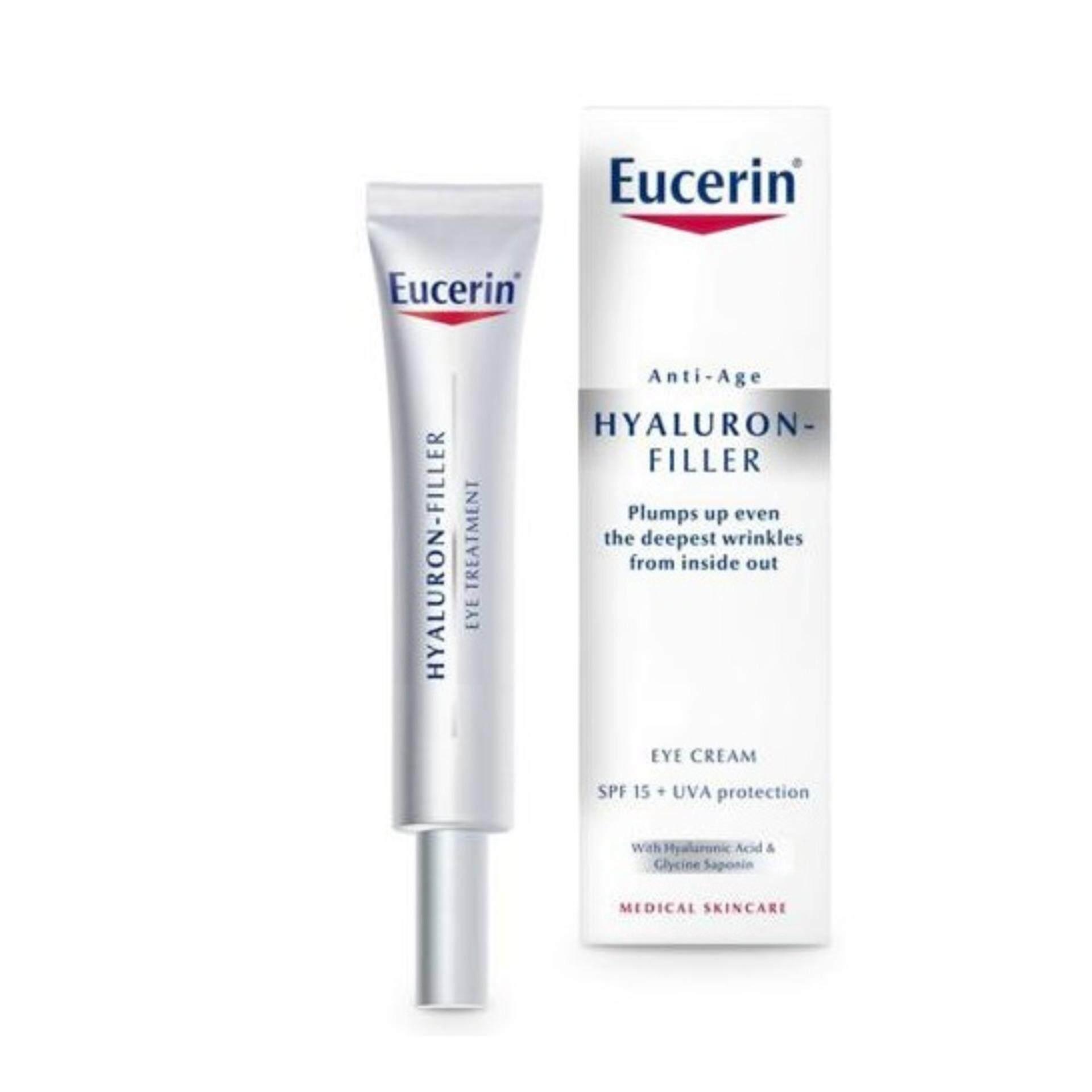 Eucerin Hyaluron Filler Eye Cream 15ml