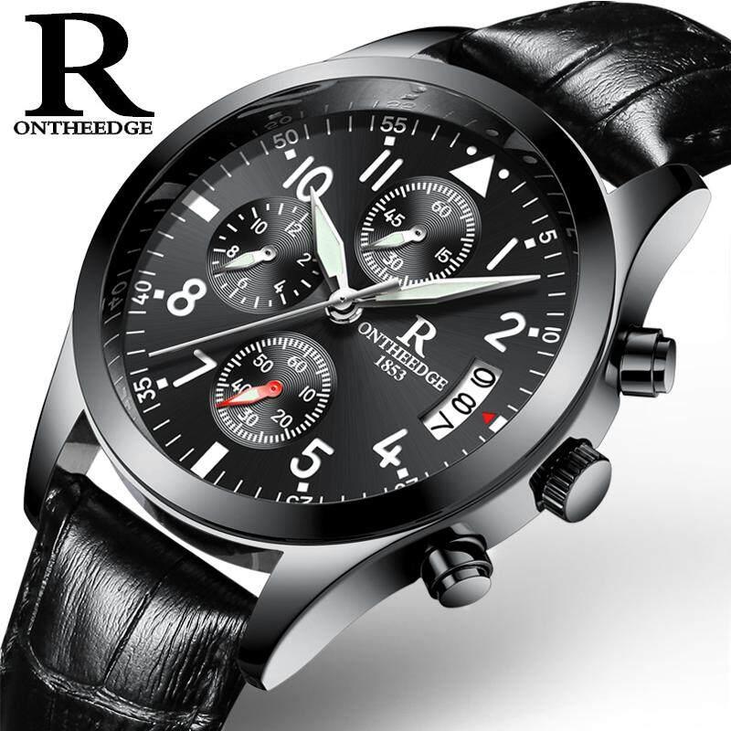 Jam Tangan Elektronik Stainless Steel Olahraga Pria f229658165