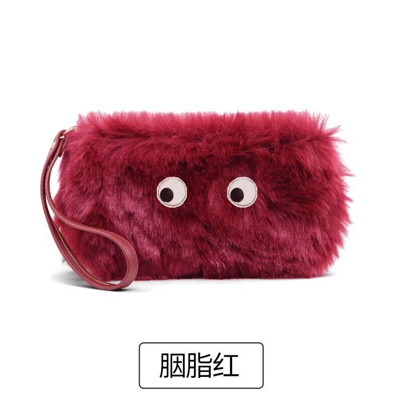 Rinka Doll Tas Kantong Wanita Handphone Dompet Uang Receh Korea Modis Gaya Baru
