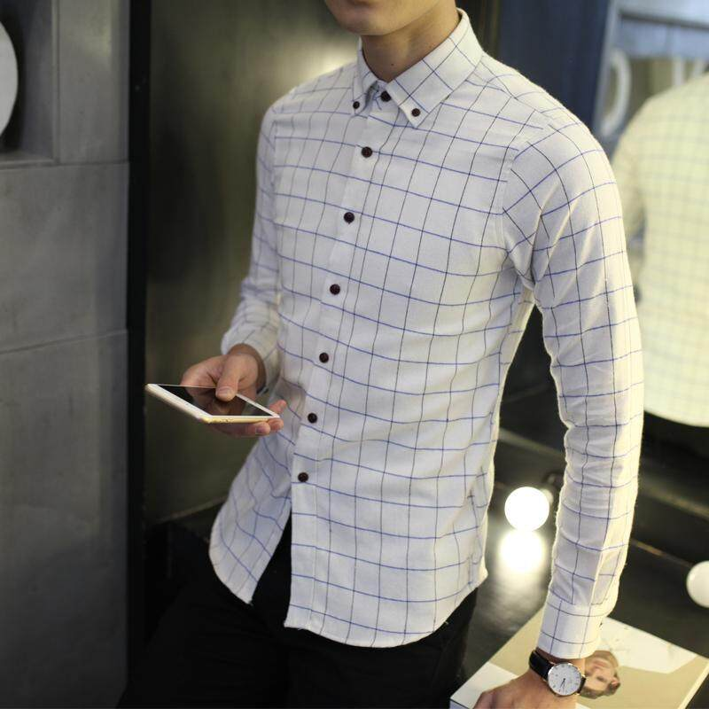 Ymv Mens Long Sleeve No Ironing Shirt By Taobao Collection.