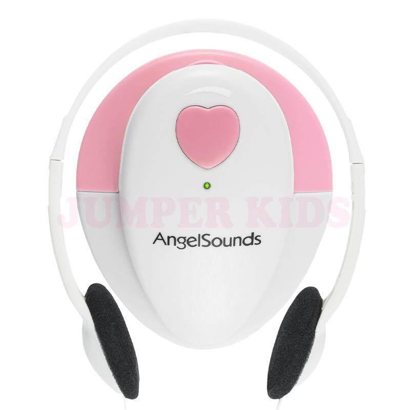 Jumper Angelsounds เครื่องฟังเสียงหัวใจทารกในครรภ์ รุ่น Jpd-100s - White.