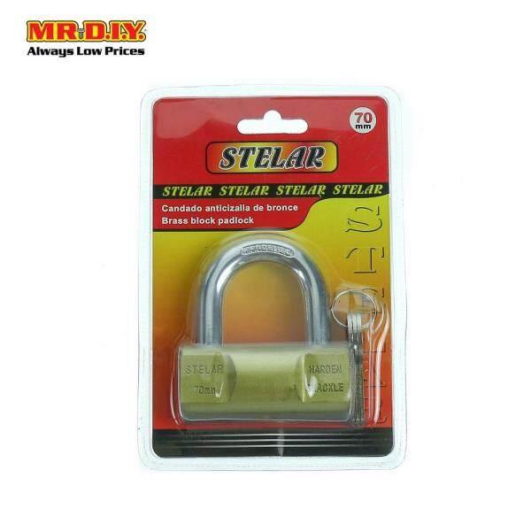 STELAR Hammer Pad Lock 70mm CP70