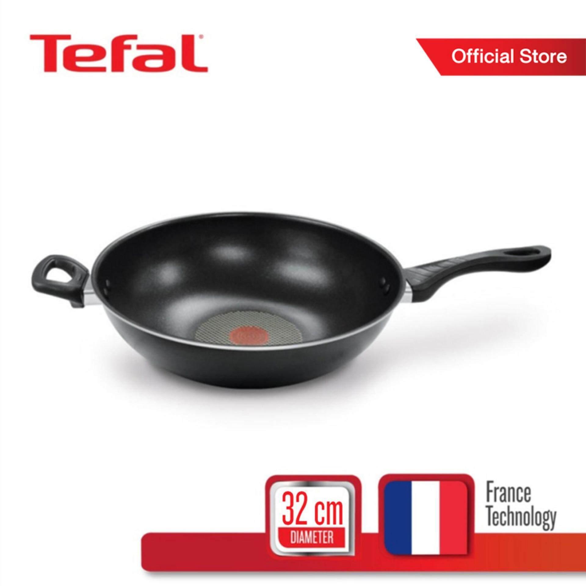 Tefal กระทะก้นลึก 32 ซม. รุ่น Classic A7069814.