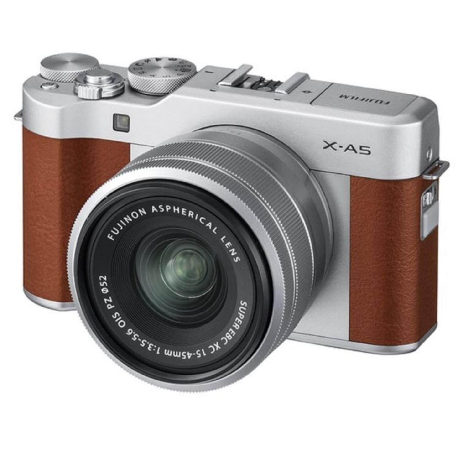 Hot!! กล้อง Fujifilm XA5 + Lens 15-45mm OIS PZ ประกันศูนย์ไทย