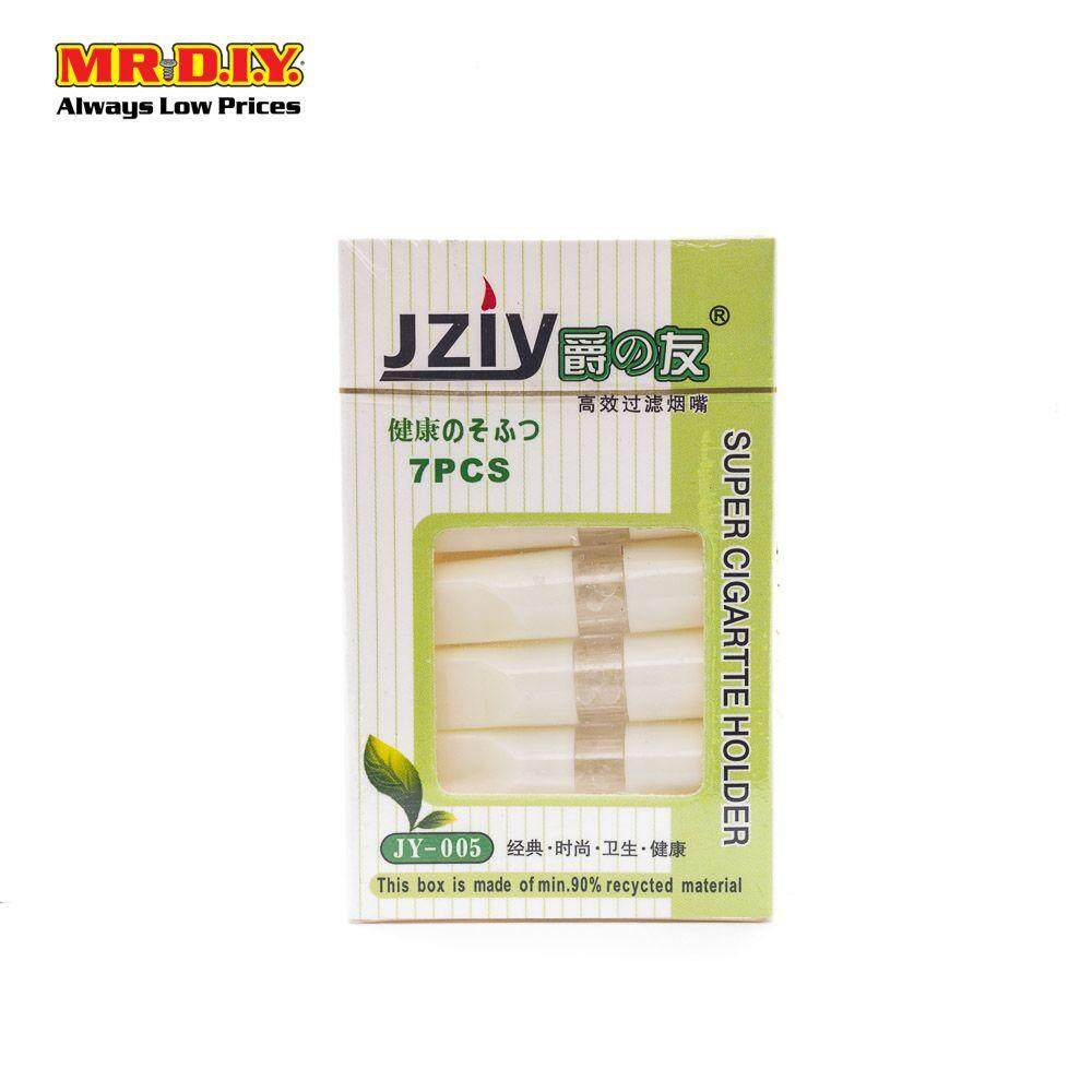 Jziy Cigarette Filter (7pc) By Mr Diy.