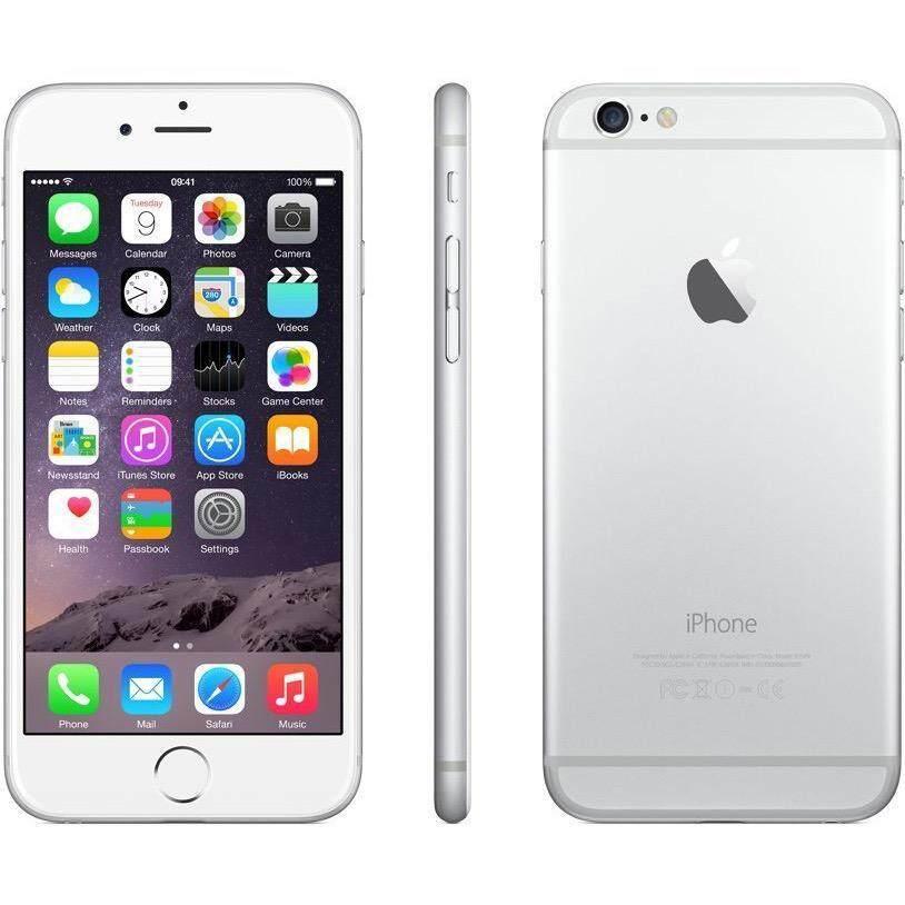 Apple iPhone 6 16GB (Silver) ประกัน 6 เดือน