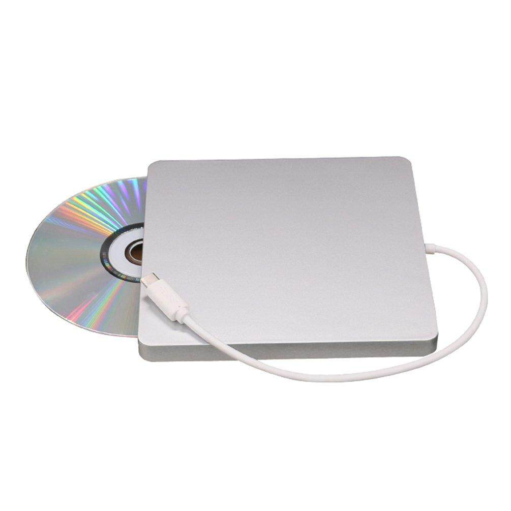 Hình ảnh ELEC Type-C Mobile Optical Drive DVD CD RW External Slot-in Drive Burner Writer
