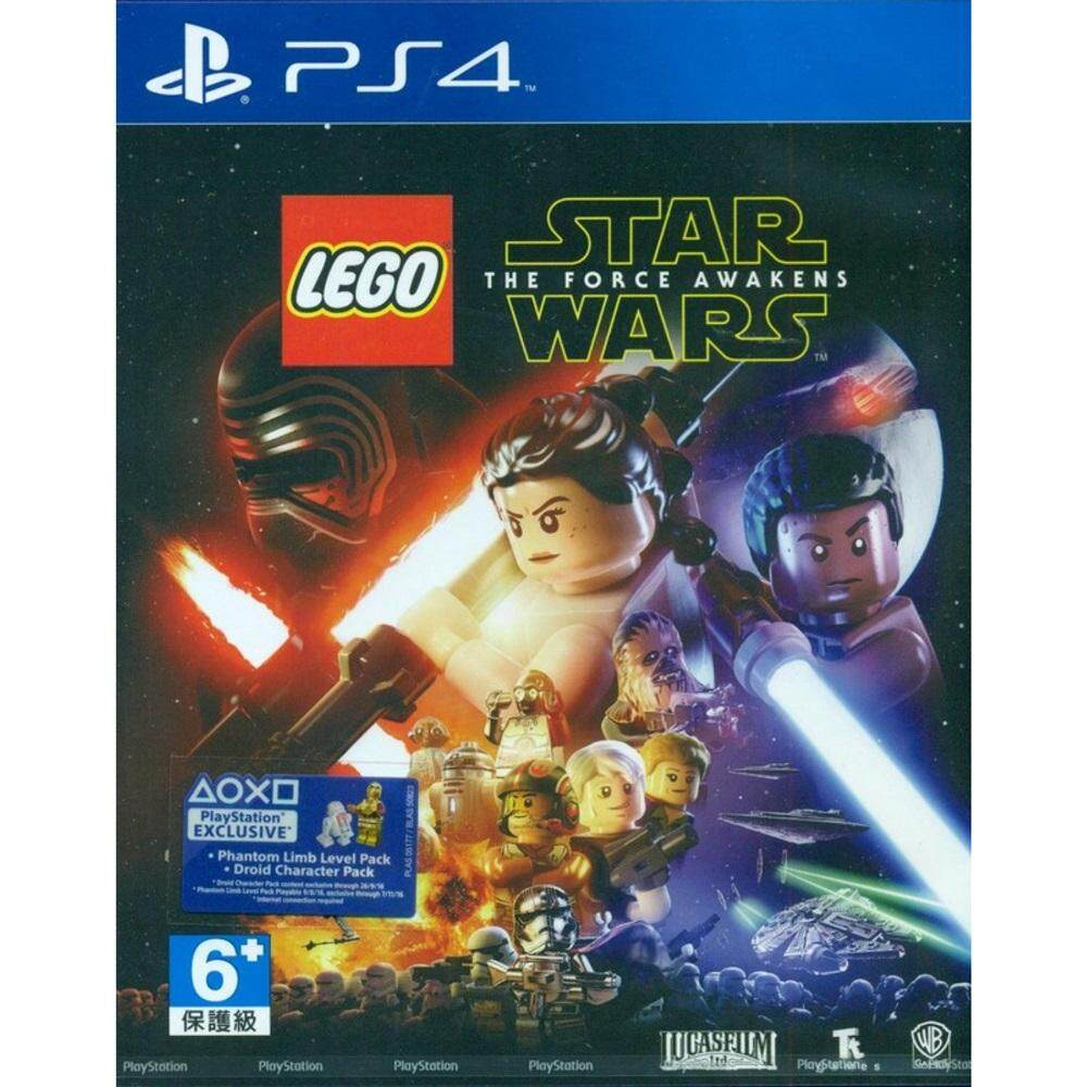 PS4 : LEGO Star Wars - The Force Awakens [Asia]